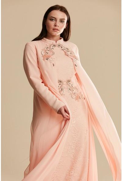 Tuğba & Venn Kadın Büyük Beden Abiye Elbise