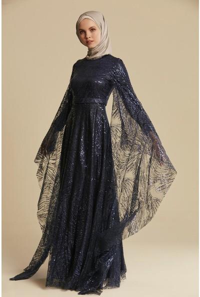 Çözgü Kadın Abiye Elbise