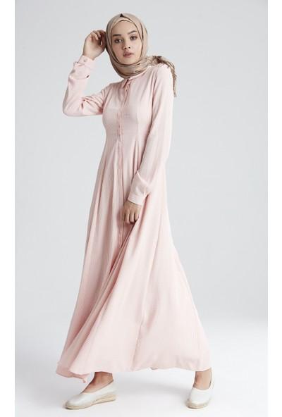 Tuğba Kadın Ekoseli Elbise
