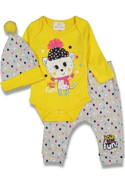 Fahroni Kız Bebek Join The Fun Bodyli Takım
