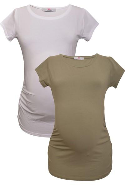 Luvmabelly Myra2011_2012 Hamile T-Shirt Seti