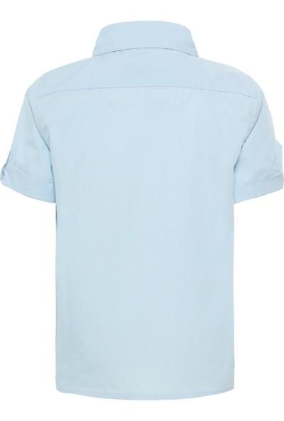 Name İt Erkek Çocuk Kısakol Gömlek