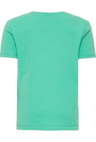 Name İt Erkek Çocuk Organik Pamuk Tshirt