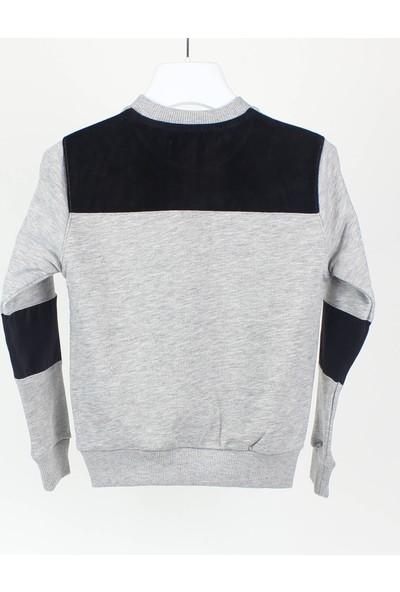 Minipomes Unisex Çocuk Sweatshirt