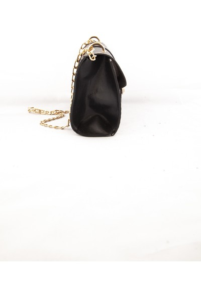 Arda New Line Kadın Siyah Beyaz Çanta 1084008-11.18