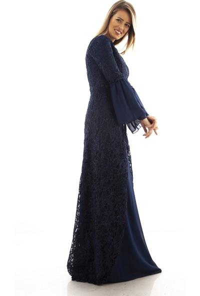 Arda New Line Kadın Lacivert Abiye 1301445.02