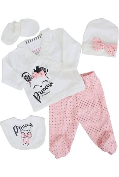Miniworld Prenses Kız Bebek 5'li Hastane Çıkışı