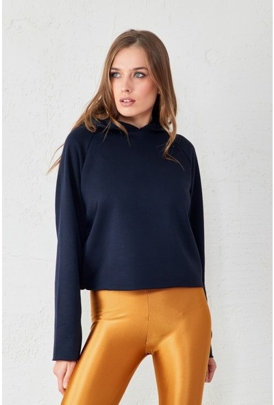 Freestar Kapüşonlu Sweatshirt