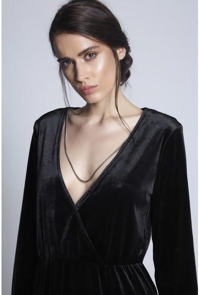C-Ya Eva Elbise - Çanta Set