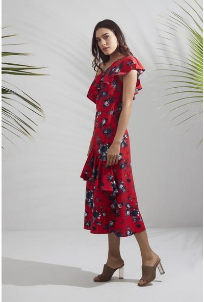 C-Ya What İf Elbise - Çanta Set