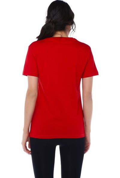 Ak Giyim Atatürk Baskılı Kısa Kol Tişört