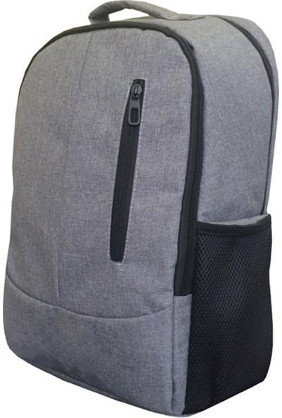 Fudela Gnc Design Büyük Boy 15.6 '' Laptop Bölmeli Sırt Çantası