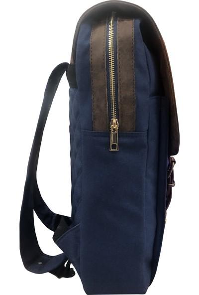 Fudela Nyp Blue Backpack