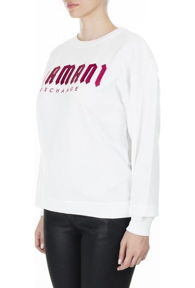 Armani Exchange Kadın Sweat 6Gym01 Yje5Z 7104