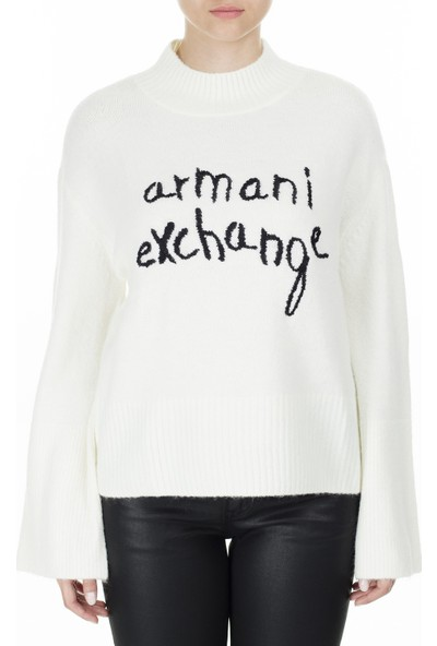 Armani Exchange Kadın Kazak 6Gym1J Ymr2Z 1107