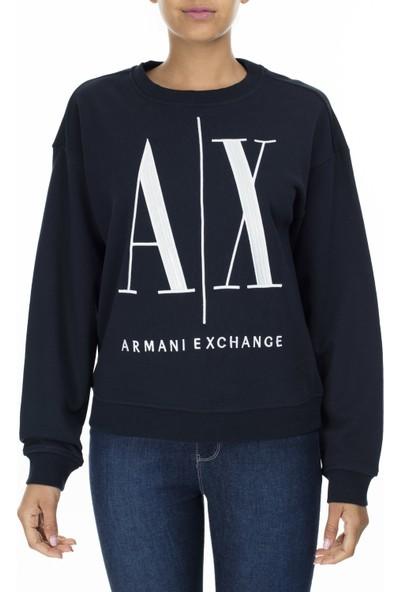Armani Exchange Kadın Sweat 8Nym02 Yj68Z 1510