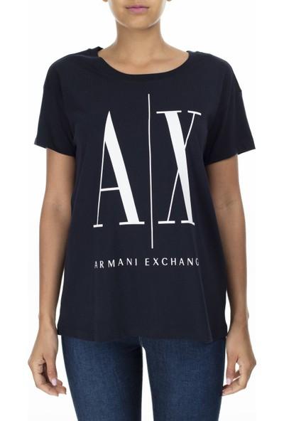Armani Exchange Kadın T-Shirt 8Nytcx Yjg3Z 1510