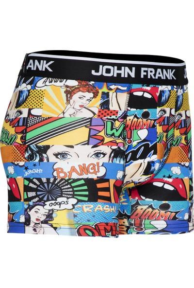 John Frank Boxer Erkek Boxer Jfb100