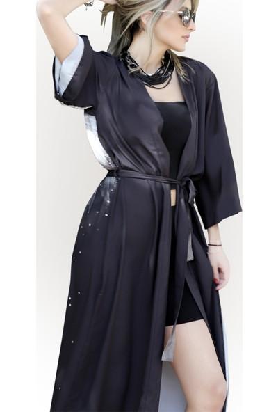 Yeşimlivaoğlu Lüx Anka Kimono Kaftan