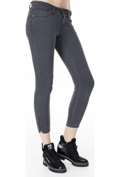 Only 15182491 Kadın Jeans Stretch Onlkendell Reg Sk Ank Eternal Cryod655 Denim Pantolon