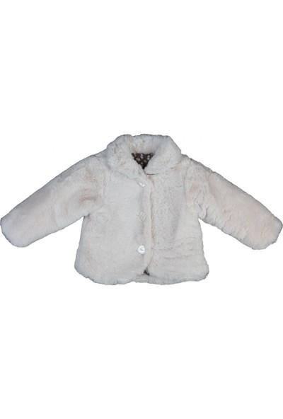 Bebepan Kız Çocuk Peluş Mont
