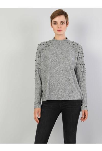 Colin's Kadın Uzun Kollu T-Shirt