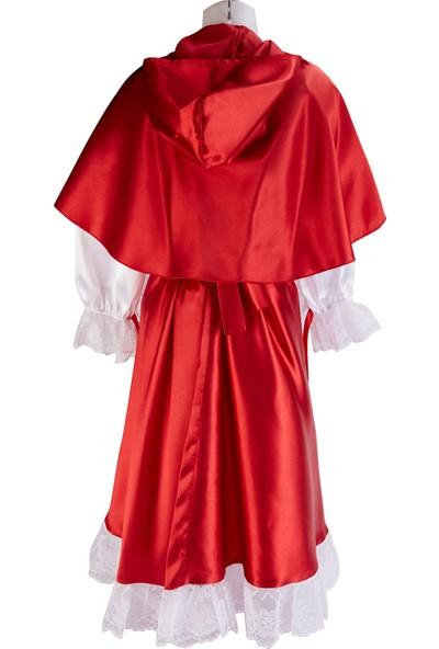 Janjan KostümKırmızı Başlıklı Kız Kostüm