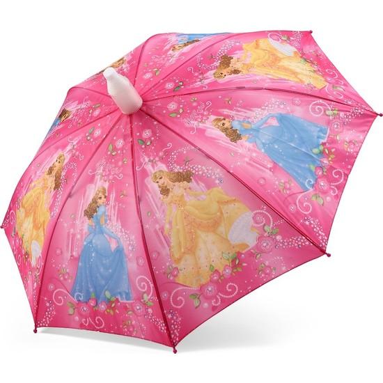 Bardaklı Kız Çocuk Şemsiye 8 Telli