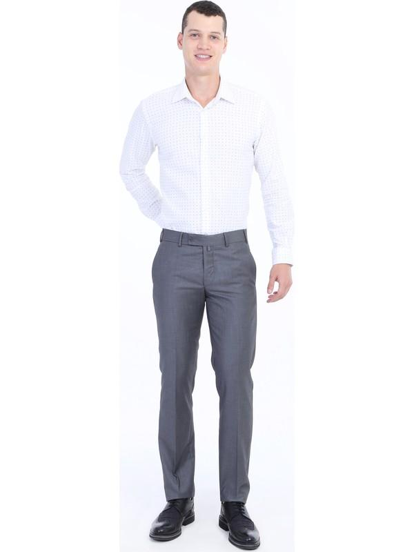 Kiğılı Slim Fit Klasik Pantolon