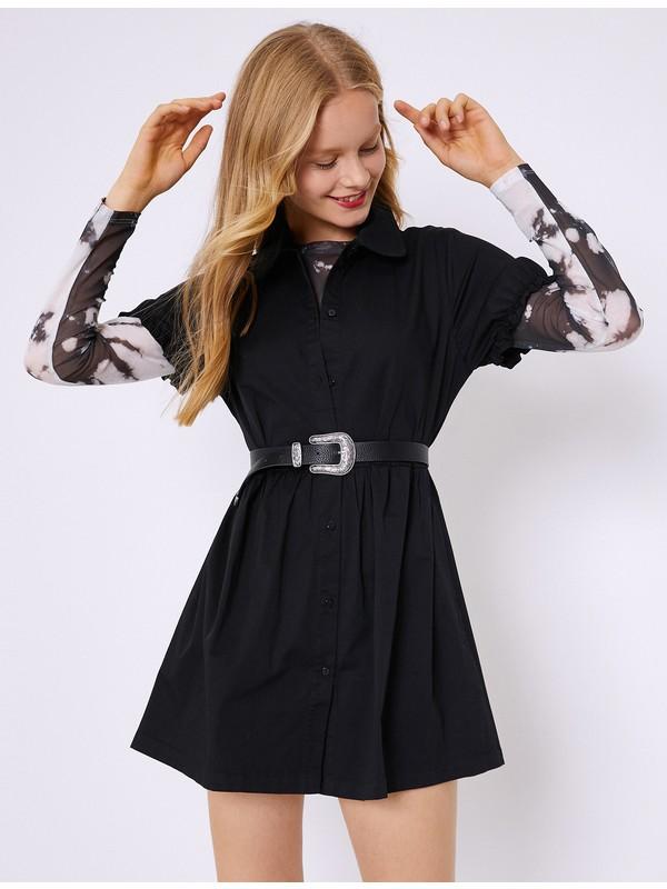 Koton Kadın Elbise 0KAF80175GW999