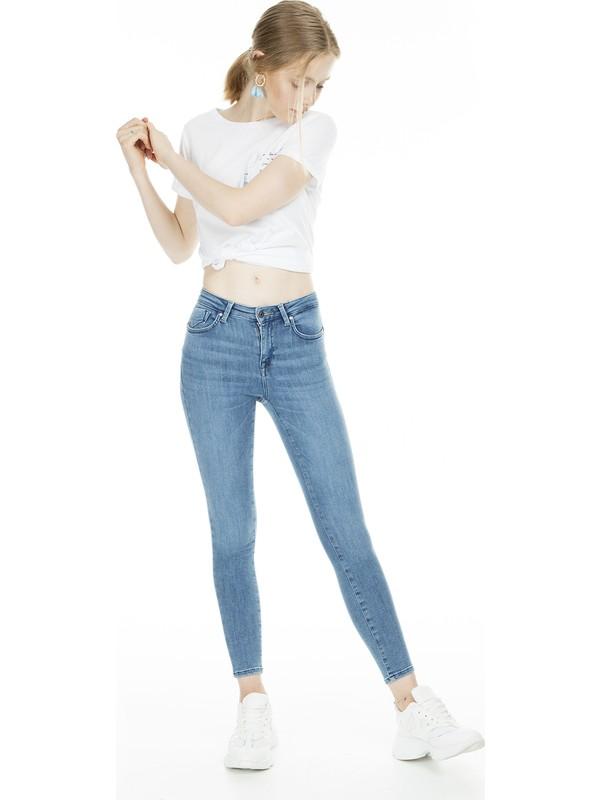 Only Skinny Onlpower Jeans Kadın Kot Pantolon 15169892