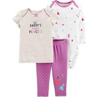 Carter's Layette Kız Bebek 3'lü Set - Tma 17646210
