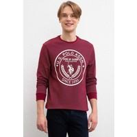U.S. Polo Assn. Erkek Sweatshirt 50208653-Vr177