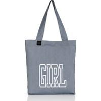 Baag İstanbul Tasarım Girl Pamuklu Çanta