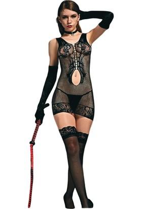 Vip Madame Vücut Çorabı