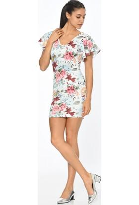 Dewberry Z6341 Kadın Elbise