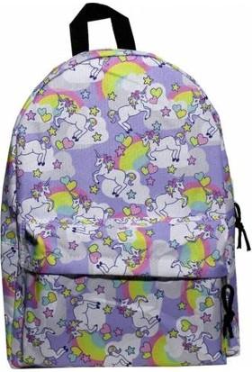 Unicorn Temalı Çanta