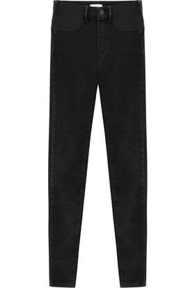 ipekyol 18018 Kadın Pantolon Siyah
