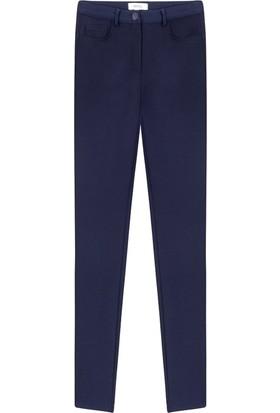 ipekyol 3126 Kadın Pantolon Lacivert