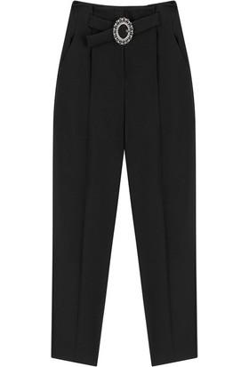 ipekyol 3164 Kadın Pantolon Siyah