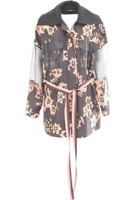 Miarte 18264 Kadın Ceket Siyah