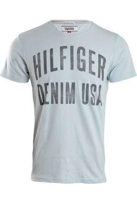 Tommy Hilfiger Erkek T-Shirt Dm0Dm01906-426