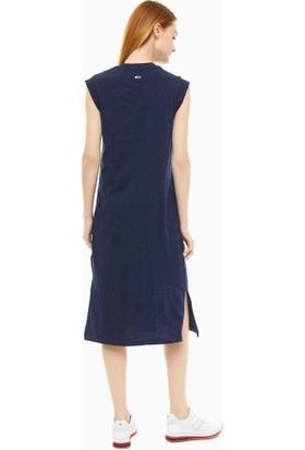 Tommy Hilfiger Kadın Elbise Dw0Dw06175-002