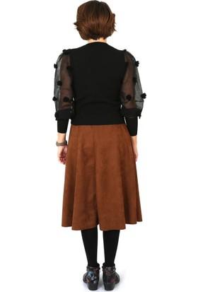 Tasarım Atölyesi Kadın Kahverengi