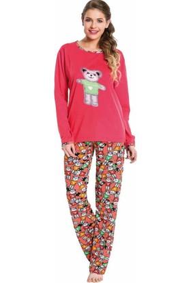 Lady Lingerie Lady Lingerie Kadın Pijama Takım 9235