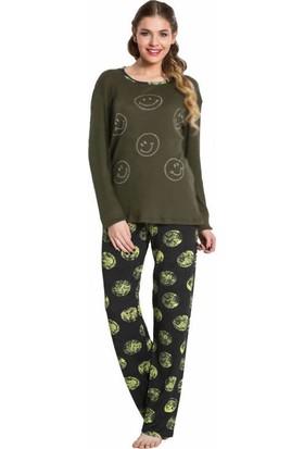 Lady Lingerie Lady Lingerie Kadın Pijama Takım 9252