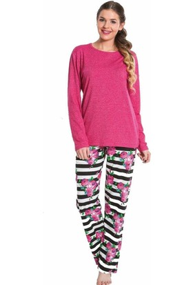 Lady Lingerie Lady Lingerie Kadın Pijama Takım 9253