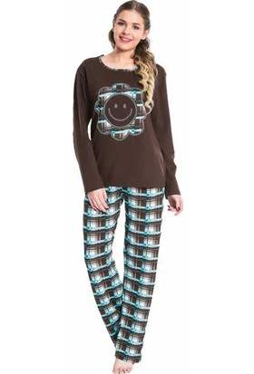 Lady Lingerie Lady Lingerie Kadın Pijama Takım 9260