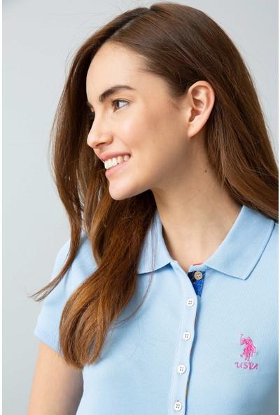 U.S. Polo Assn. Kadın T-Shirt 50198886-VR036