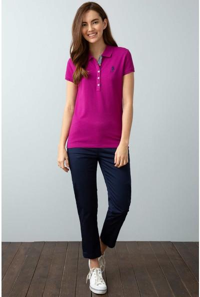 U.S. Polo Assn. Kadın T-Shirt 50198886-VR037